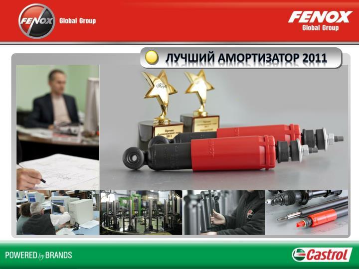 Лучший амортизатор 2011