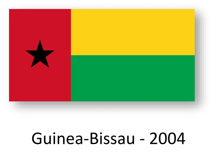 Guinea-Bissau - 2004
