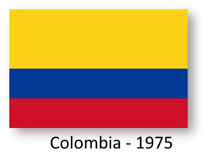 Colombia - 1975