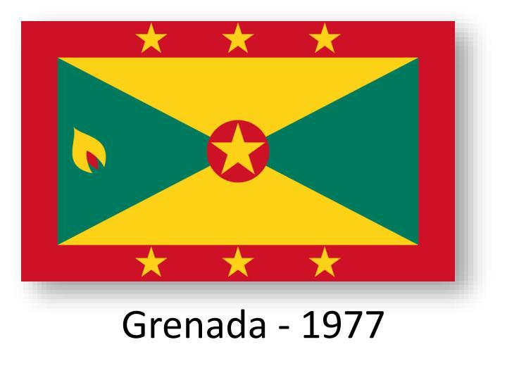Grenada - 1977