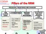 pillars of the rrm