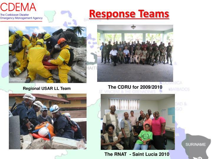 Response Teams
