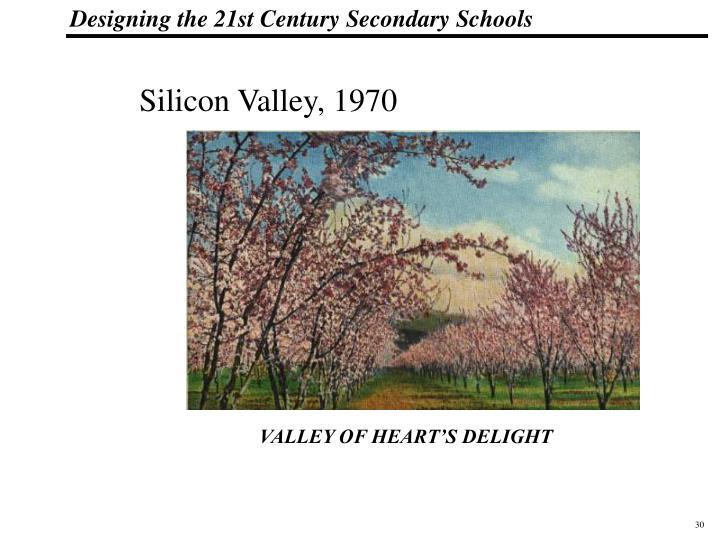 Silicon Valley, 1970