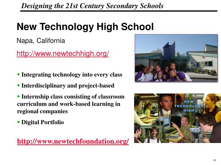 New Technology High School
