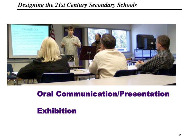 Oral Communication/Presentation