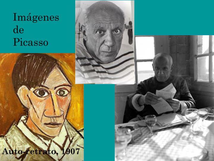 Imágenes de Picasso