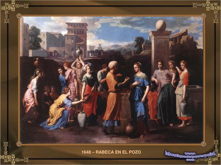 1648 – RABECA EN EL POZO