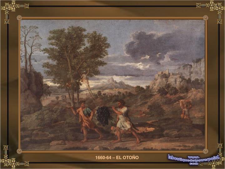 1660-64 – EL OTOÑO