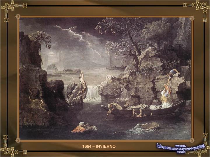 1664 – INVIERNO