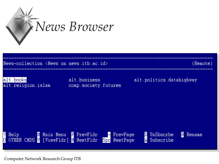 News Browser
