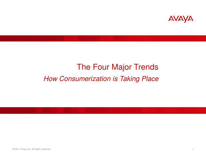 The Four Major