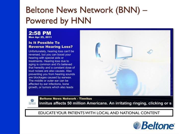 Beltone News