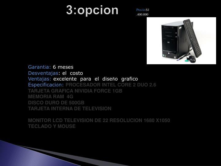 3:opcion