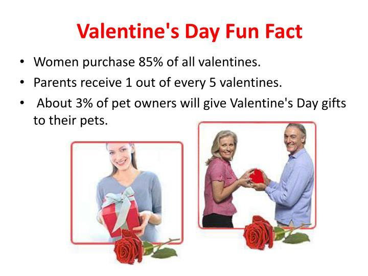 Valentine's Day Fun Fact