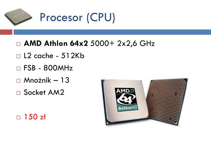 Procesor (CPU