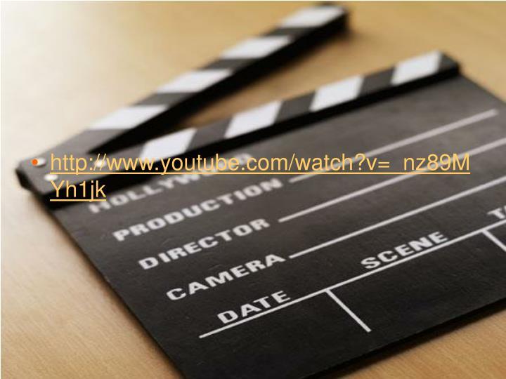http://www.youtube.com/watch?v=_nz89MYh1jk