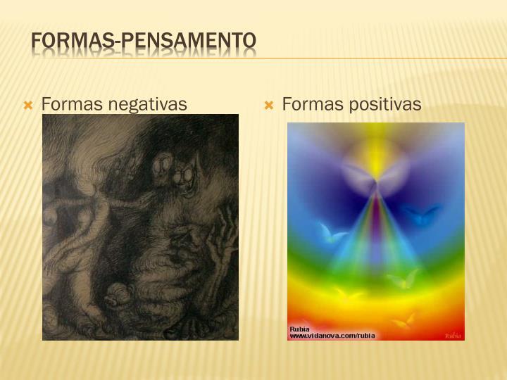 FORMAS-PENSAMENTO