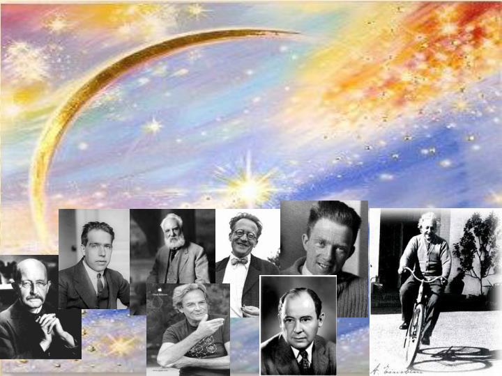 O sonho da unificação da física, unir a Relatividade Geral de