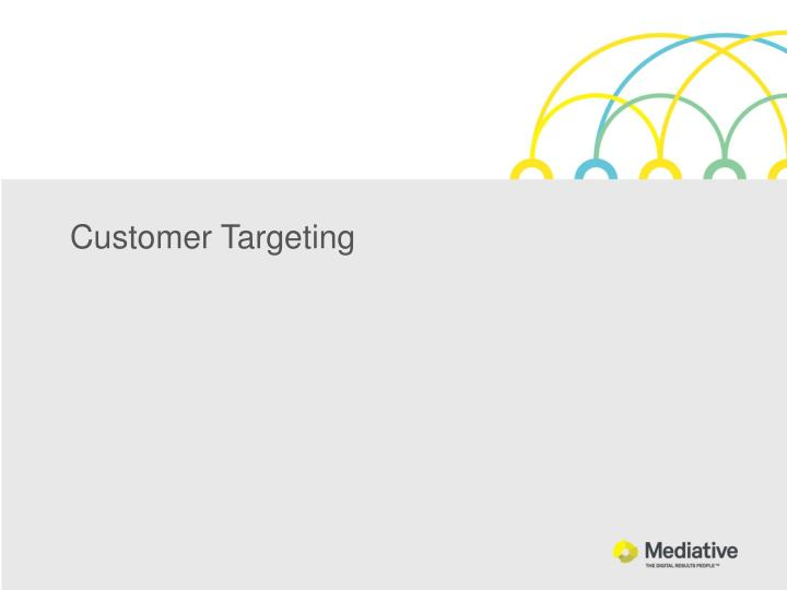 Customer Targeting