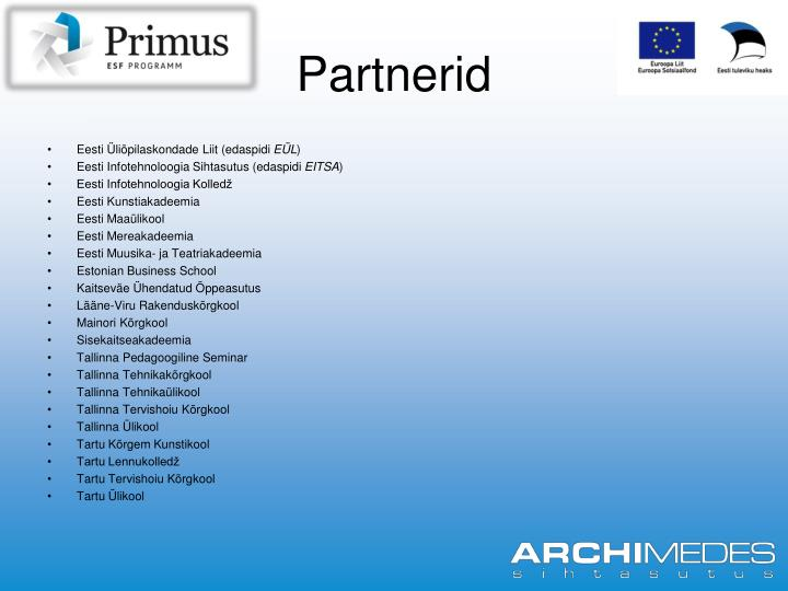 Partnerid