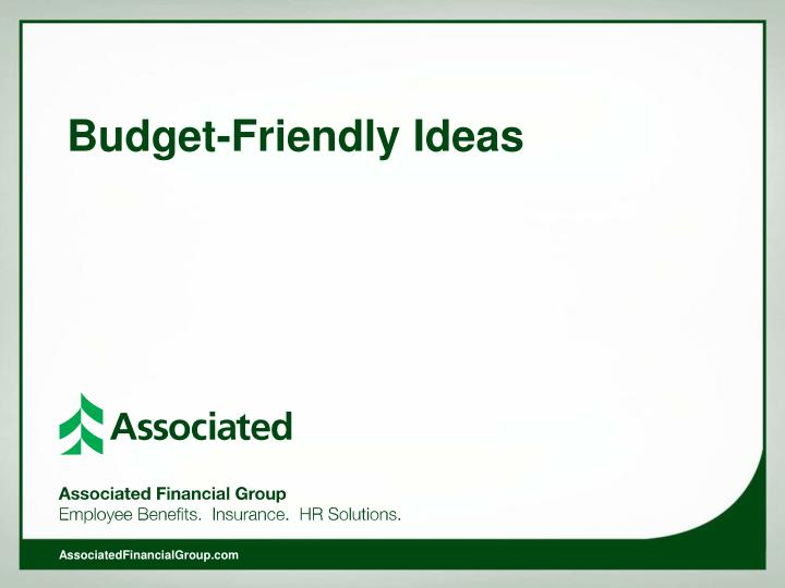 Budget-Friendly Ideas
