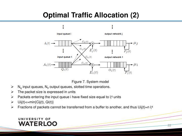 Optimal Traffic Allocation (2)