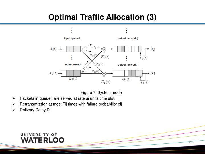Optimal Traffic Allocation (3)