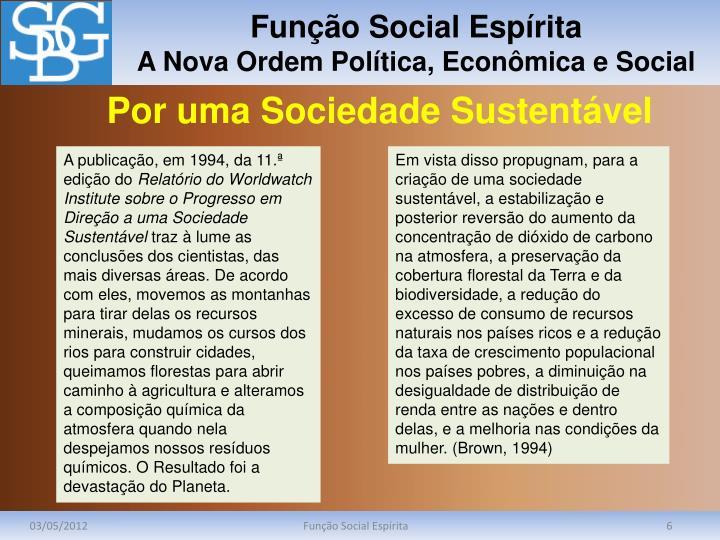 Função Social Espírita