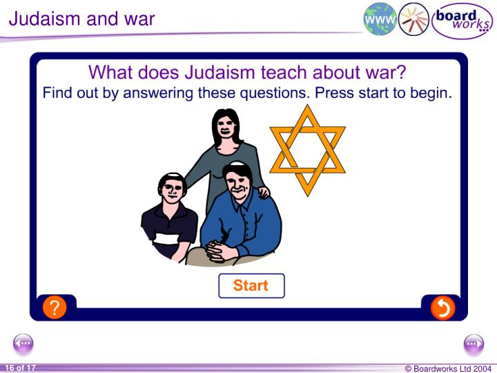 Judaism and war