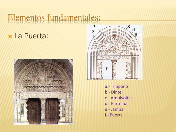 La Puerta:
