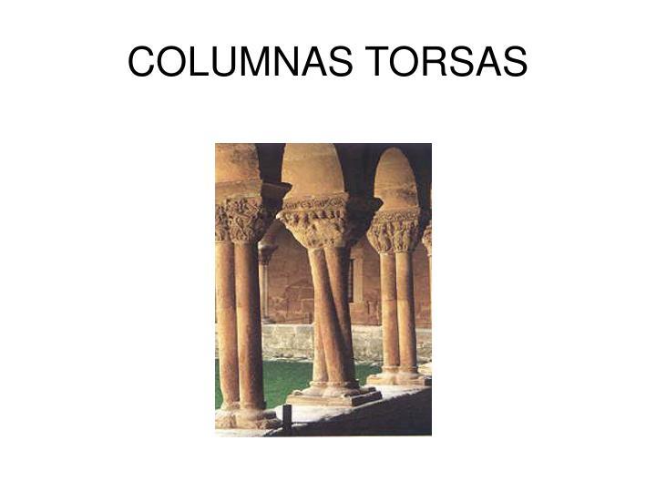 COLUMNAS TORSAS