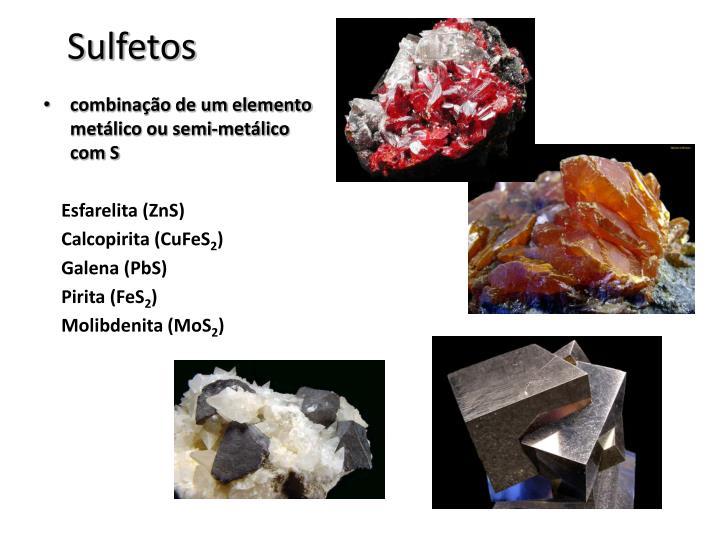 Sulfetos