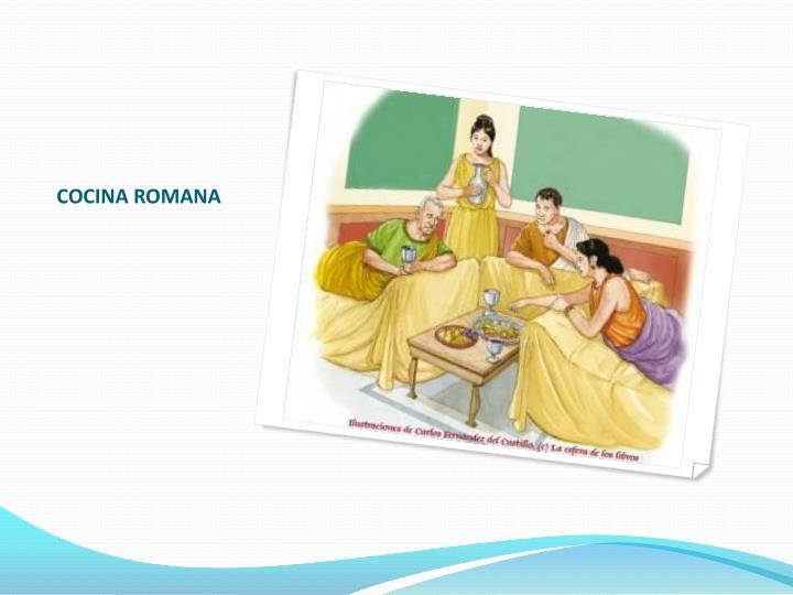 COCINA ROMANA