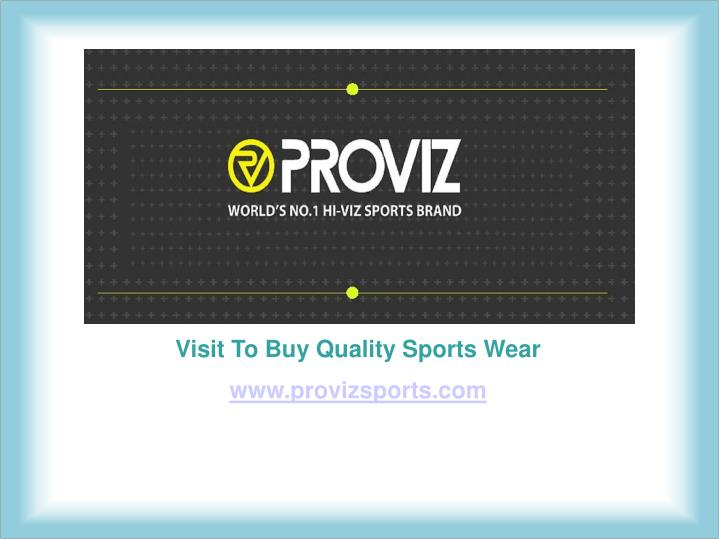 Visit To Buy Quality Sports Wear