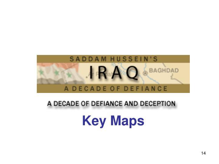 Key Maps