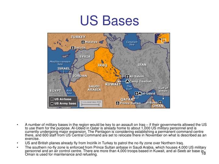 US Bases