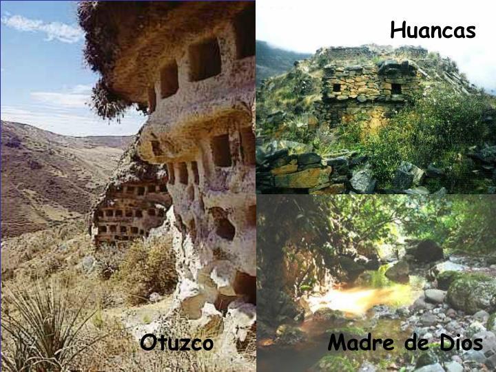 Huancas