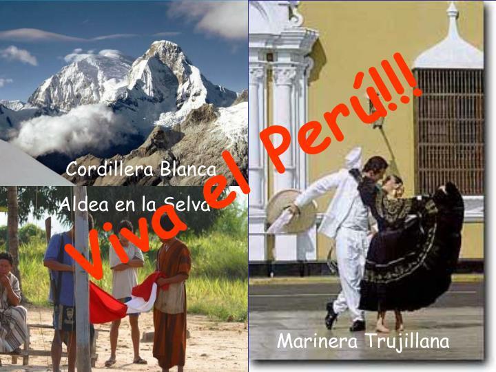 Viva el Perú!!!