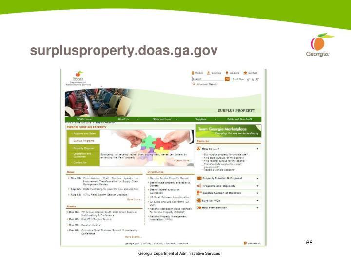 surplusproperty.doas.ga.gov