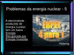 problemas da energia nuclear 5