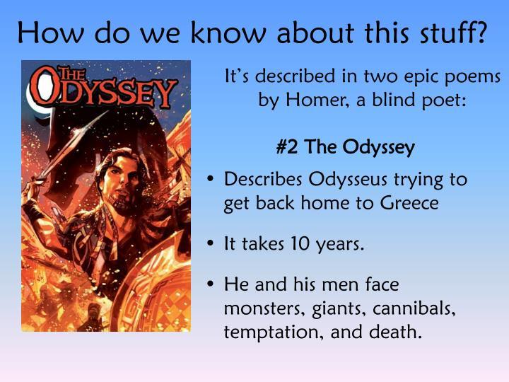 #2 The Odyssey