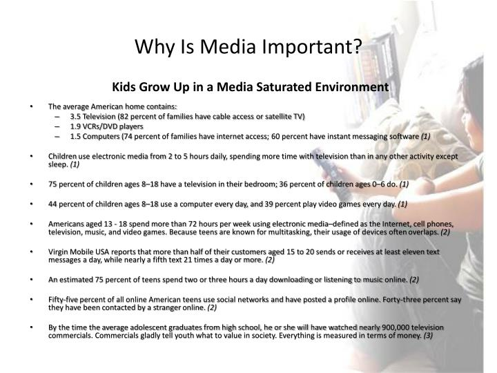 Why Is Media Important?