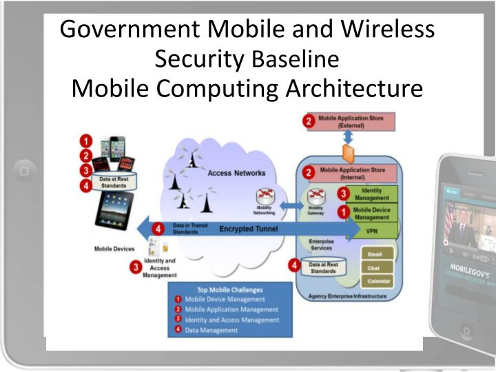 Government Mobile and Wireless Security