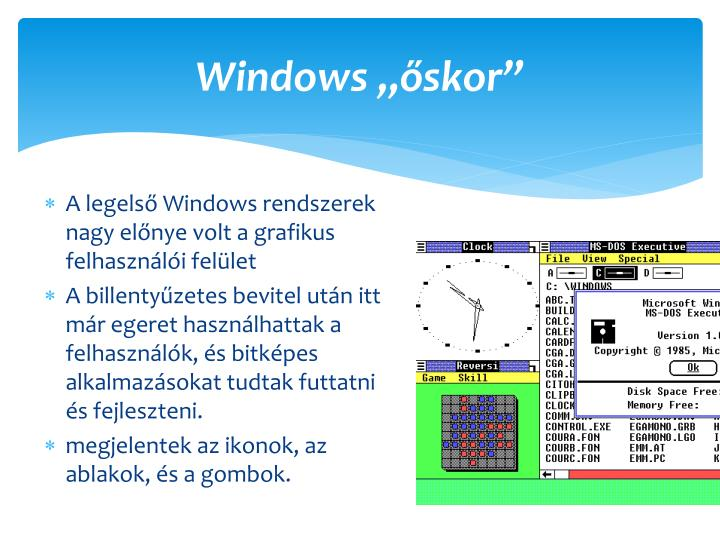 Windows skor