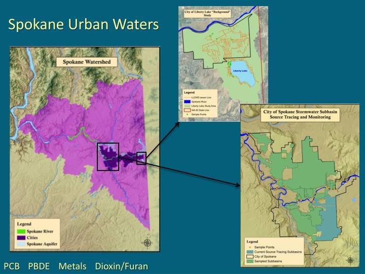 Spokane Urban Waters