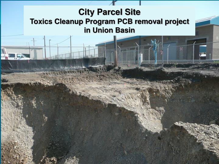 City Parcel Site