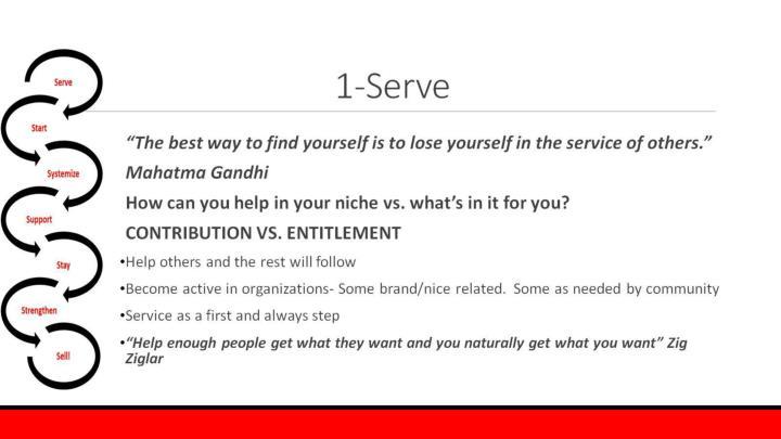 1-Serve