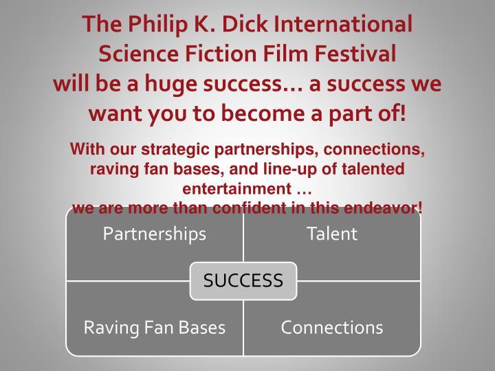 The Philip K. Dick International
