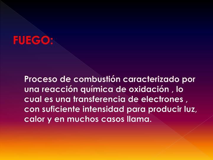 FUEGO: