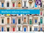welfare reform impacts1